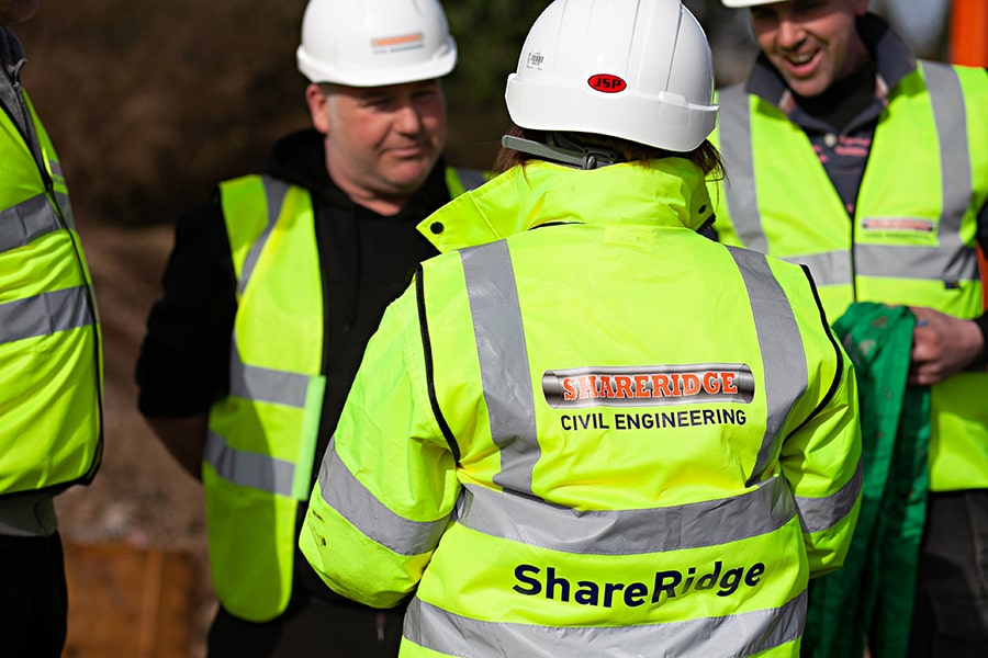 shareridge dublin construction jobs