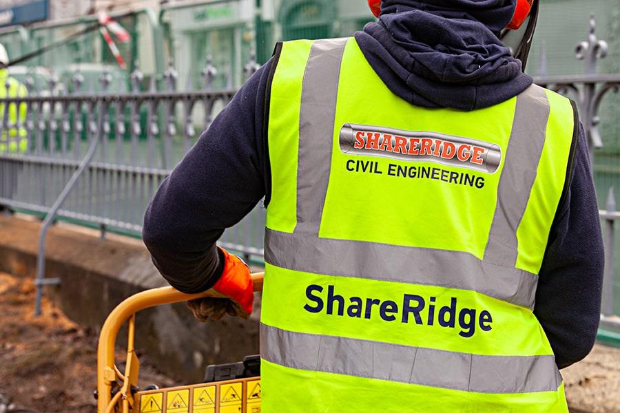 shareridge galway construction jobs