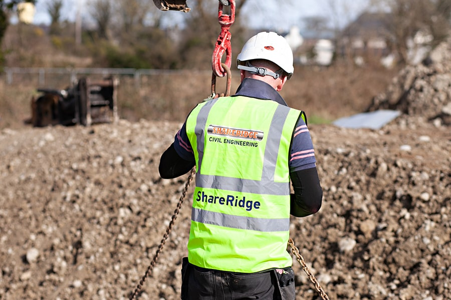 shareridge wicklow construction jobs